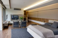 House Sed   Bedroom   Nico van der Meulen Architects #Contemporary #Bedroom #Interior