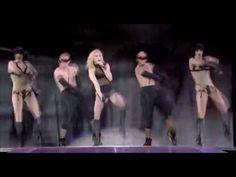 Madonna - Sticky & Sweet Tour HD - YouTube