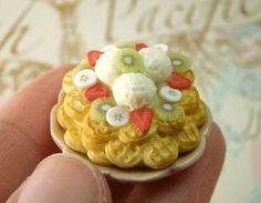 Miniature Food Art