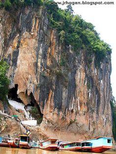 Pak Ou Buddha Caves, Luang Prabang, Laos