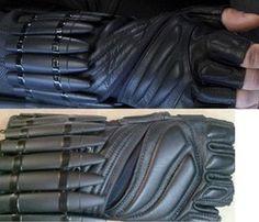 black widow black gloves diy                                                                                                                                                                                 More