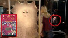 The first Harry Potter book is presented as a relic from Earth in an episode of Doctor Who! AAAAAAAAAAAAAAAAAGH!