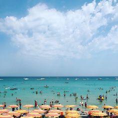 { ...Per vedere da lontano gli ombrelloni-oni-oni... 🏖} #unestatealmare #robyzl #serendipity #weareinpuglia #salento #sea #sun #love #pic #picoftheday #ph #photo #photooftheday #tagforlike #like4like #tumblr #flik #social #jj #joy #ig #igers #igersitalia #instagood #instagram #sky @igersitalia @igerslecce @igerspuglia @weareinpuglia