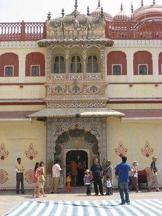 Amer Fort (Amber Palace), Amer, Jaipur, Rajasthan state, India