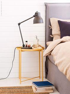 Sommar i sovrummet | IKEA Livet Hemma – inspirerande inredning för hemmet