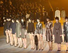 2013 New York Fashion Week: Marc Jacobs Fall Fashion Week, Autumn Fashion, Photo Focus, Bridesmaid Dresses, Wedding Dresses, International Fashion, Ny Times, What I Wore, Fashion Photo