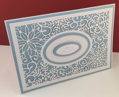 Sue Wilson Festive collection Snowflake Background & Craftwork Cards mini messages festive