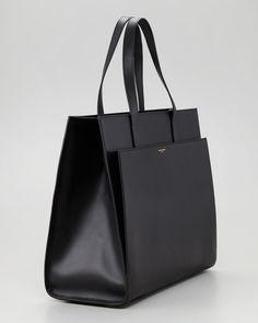 Saint Laurent Flat Shopping Tote Bag, Black - Bergdorf Goodman Source by tiffdcarter Bags Fashion Handbags, Tote Handbags, Purses And Handbags, Fashion Bags, Leather Handbags, Leather Bag, Bergdorf Goodman, Saint Laurent Tote, Black Tote Bag