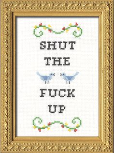 Cross Stitch-speration tumblr! Great way to find ideas or submit your own!