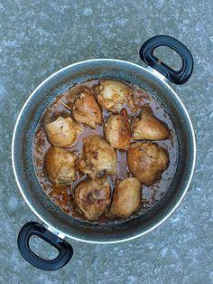smakołyki alergika: kurczak w musztardzie D. Lebovitza