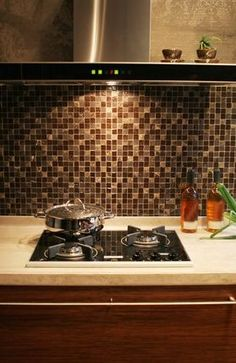 Beadboard Backsplash Diy backsplash with black granite.Herringbone Backsplash Back Splashes. White Tile Backsplash, Beadboard Backsplash, Herringbone Backsplash, Kitchen Backsplash, Backsplash Cheap, Backsplash Design, Tile Design, Making Concrete Countertops, Recycled Glass