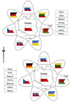 Polish Language, Montessori Classroom, Montessori Materials, Poland, Homeschool, Education, Learning, Children, Geography