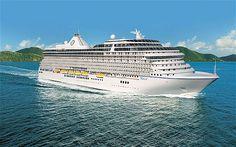 Marina - Oceania Cruises