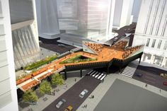 Highline New York 3rd stage images