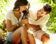 Always be Yourself This bit of new relationship advice will not only help him to see how wonderfully unique you are