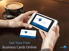 Get your Business Card Online