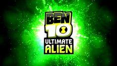 Ben 10 Ultimate Alien HD Desktop Wallpapers Cartoon Wallpapers HD Desktop