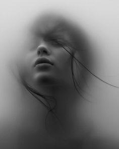 Underwater Girl - photo series by New York-raised, London-based photographer Jacob Sutton