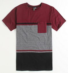 Element Andrew S/S Knit tee Camisa Polo, Boys T Shirts, Tee Shirts, T Shart, Denim T Shirt, Outfit Grid, Tee Design, Kids Wear, Mens Tees