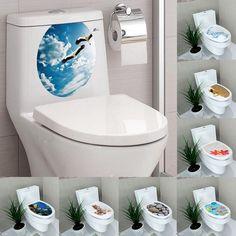Creative 1PC 3D Toilet Seat Sticker  Price: 1.99 & FREE Shipping   #Home #ShopGifts #ShopBedding #ShopWalldecor #ShopHomegifts #Letsgoshopping