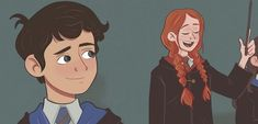 Harry Potter Crossover, Gilbert And Anne, Gilbert Blythe, Anne With An E, Anne Shirley, Cuthbert, Anne Of Green Gables, Netflix, Disney Characters