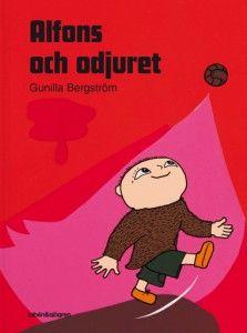 barn bok alfons och odjuret