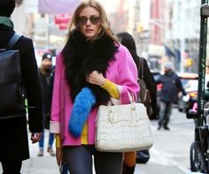 The Olivia Palermo Lookbook : Olivia Palermo On the Streets of New York Fashion Week