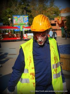 Gardaland Magic Halloween: Zombi