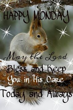 May The Lord bless you and keep you in His care today!