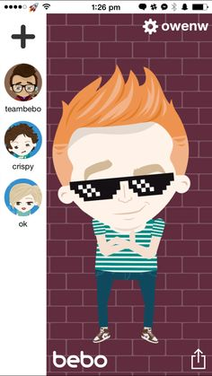 Bebo has been reincarnated as a crazy, hashtag filled messaging app