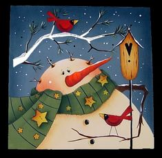 The Decorative Painting Store: Patterns by Category, All Snowmen Pictures, Christmas Pictures, Christmas Snowman, Christmas Crafts, Christmas Ornaments, Snowman Ornaments, Tole Painting Patterns, Wood Patterns, Snowman Patterns