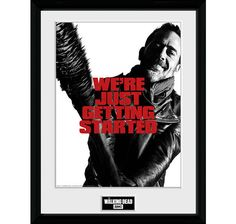 Gerahmtes Poster The Walking Dead - Season 7 17 Stories The Walking Dead, Walking Dead Season, Rick Grimes, Football Accessories, Dead Pictures, Gadgets, Soccer Gifts, Book Images, Season 7