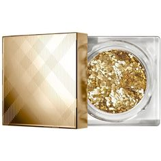 Burberry Gold Shimmer Dust ($29) ❤ liked on Polyvore featuring beauty products, makeup, face makeup, face powder, beauty, apparel & accessories, no color and burberry