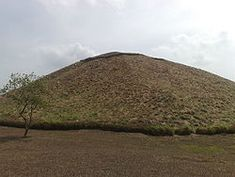 Olmec -Great pyramid in La Venta, Tabasco  Wikipedia, the free encyclopedia