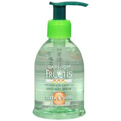 garnier fructis sleek & shine anti-freeze serum