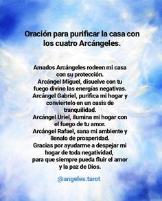 Mom Prayers, Morning Prayers, Catholic Prayers In Spanish, Archangel Prayers, Catholic Catechism, Calming The Storm, Miracle Prayer, Angel Quotes, Prayer Board