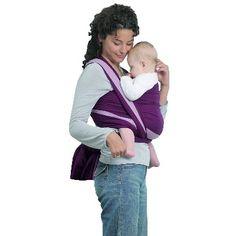AZ 5060320 - Fascia porta bebè Carry Sling Berry 510 cm