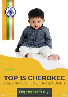 In this article, you will find the Top 15 Cherokee baby names in America. Paired with their meanings and correct pronunciation, you can easily choose which one will be your future child's namesake. Cherokee Names, Cherokee Tribe, Little Baby Girl, Little Babies, Pet Names, Baby Names, American Indian Names, Unisex Name, Wanting A Baby