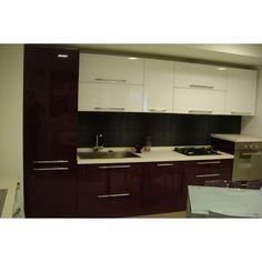 cucina lube con penisola 'piera' elettrodomestici inclusi scoprila ... - Cucina Elettrodomestici