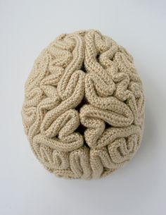 Crochet Pattern: The Brain BeanieYou can find The brain and more on our website.Crochet Pattern: The Brain Beanie Crochet Amigurumi, Crochet Beanie, Crochet Toys, Knit Crochet, Funny Crochet, Crochet Skull, Knitting Projects, Crochet Projects, Knitting Patterns