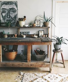 Would be a great work table