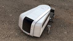 This Fabulous Expandable Caravan Is Cooler Than Most Apartments