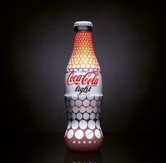 Adventure Graphics: Jean Paul Gaultier para Coca Cola Light y Madonna