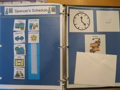 special education visual schedule - Google Search