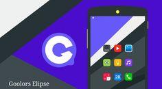 Goolors Elipse  icon pack v3.4.5