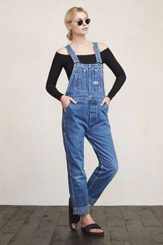 19 pairs of overalls you'll actually WANT to wear