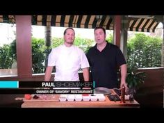 Cooking At Savory Restaurant - Patrick Dockry Health Beauty Life