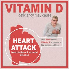 Did you know; your heart needs Vitamin D to remain in top notch condition? In a recent Clinical Endocrinology study it has been revealed that people with lowest amount of #VitaminD levels had a 124% greater risk of health hazard and a 378 % greater risk of dying from #HeartAttack. #HeartDisease #HeartRisk