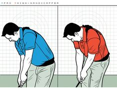 Golf Swing Perfect Swing By Numbers: New Study Unlocks 6 Swing Secrets - Golf Digest - GolfTEC tested players to find out what makes a great swing great Golf Mk4, Golf Putting Tips, Club Face, Golf Instruction, Hip Openers, Golf Exercises, Golf Tips For Beginners, Perfect Golf, Golf Training