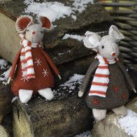 christmas mice click for more infoto buy - Christmas Mouse Decorations